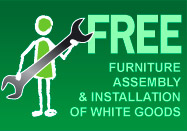 Free Furniture Assembly